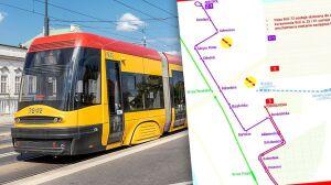 Budują metro na Bródnie, tramwaje zmieniają trasy
