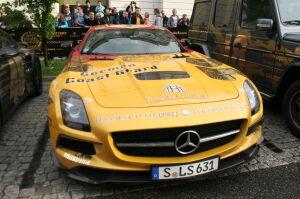 Piękne, drogie i szybkie auta. Gumball 3000 dotarł do Warszawy