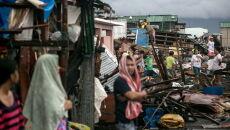 Tajfun Kammuri na Filipinach (PAP/EPA/BASILIO SEPE HANDOUT)