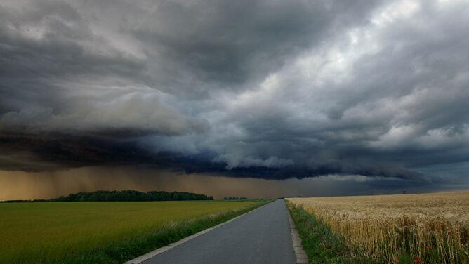 Gwałtowna pogoda nie powiedziała ostatniego słowa