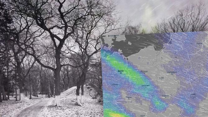 Tchnienie zimy na horyzoncie